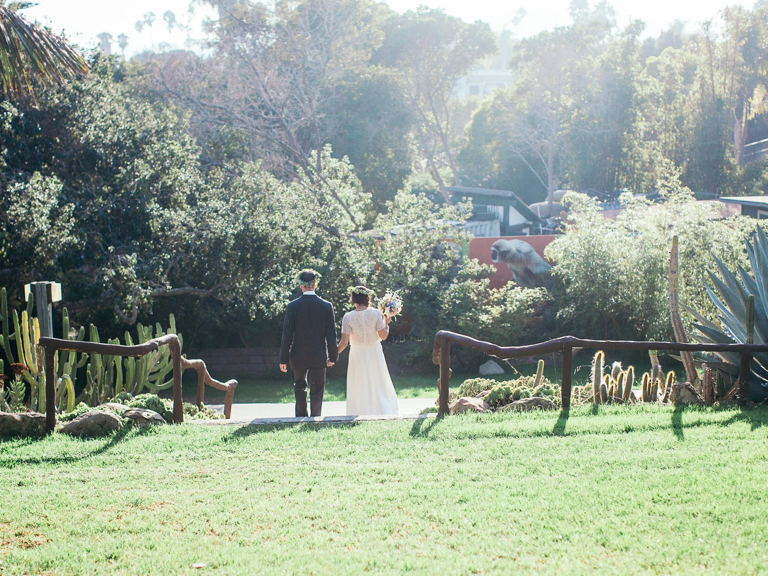 www.santabarbarawedding.com   Kiel Rucker   Santa Barbara Zoo