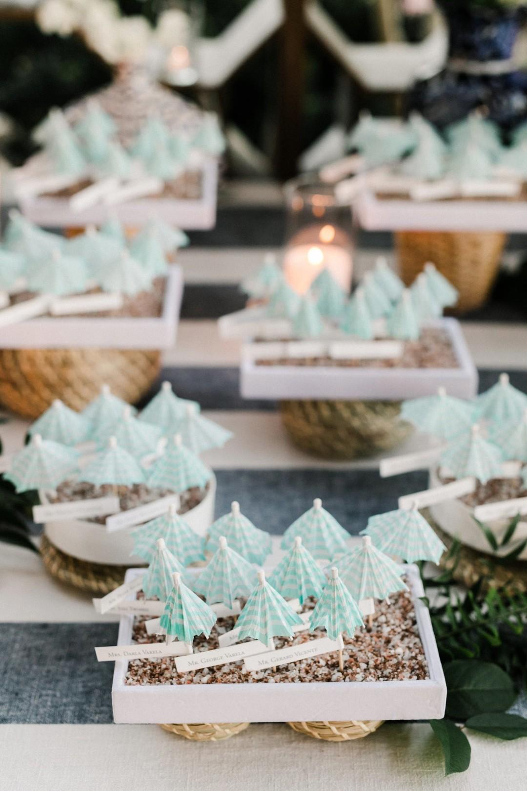 www.santabarbarawedding.com | Anna Delores | Vanessa Noel Events | Belmond El Encanto | Escort Cards