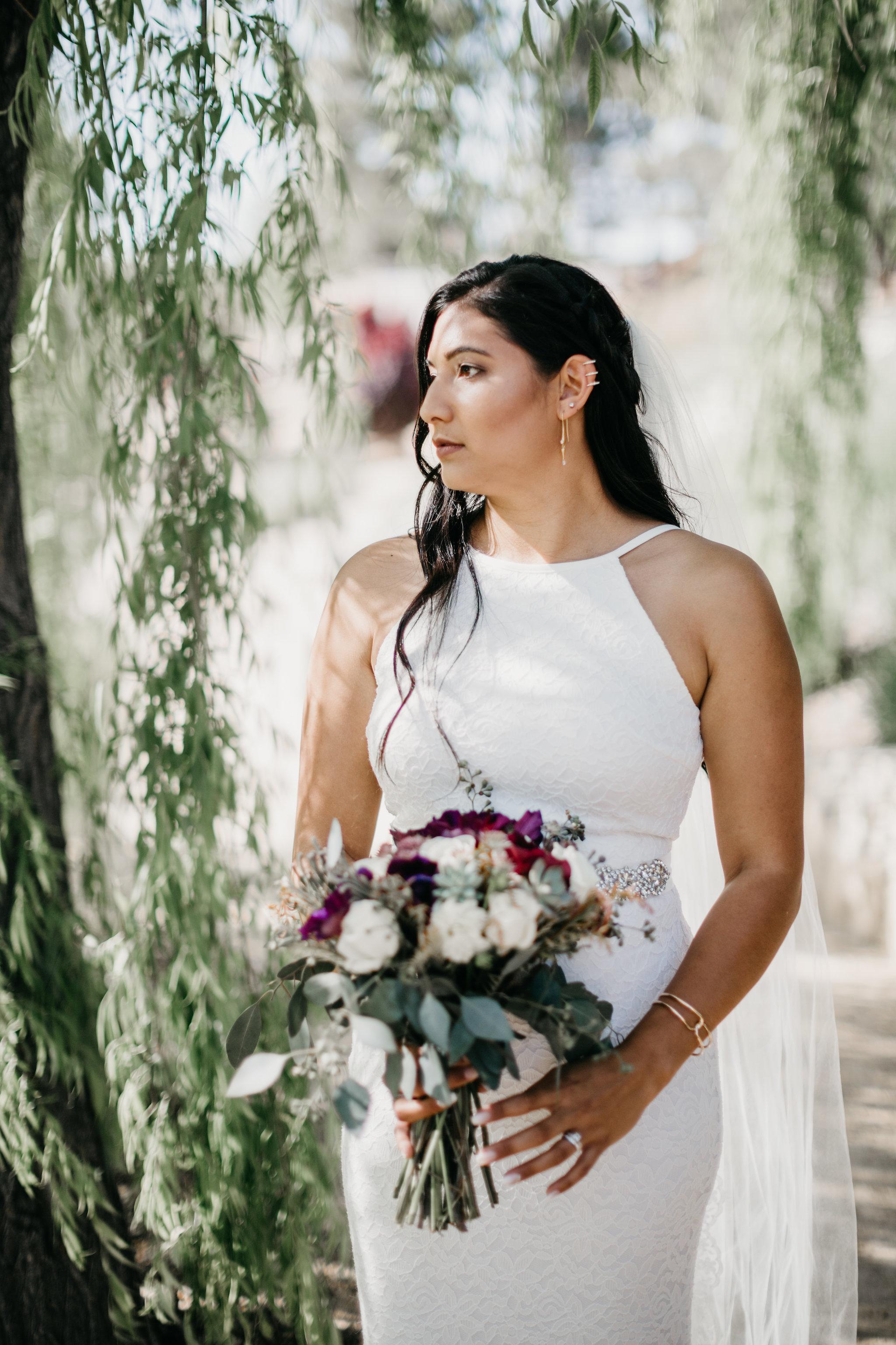 www.santabarbarawedding.com | Terra Mia Vineyard | Diana Lake Photography | Bride