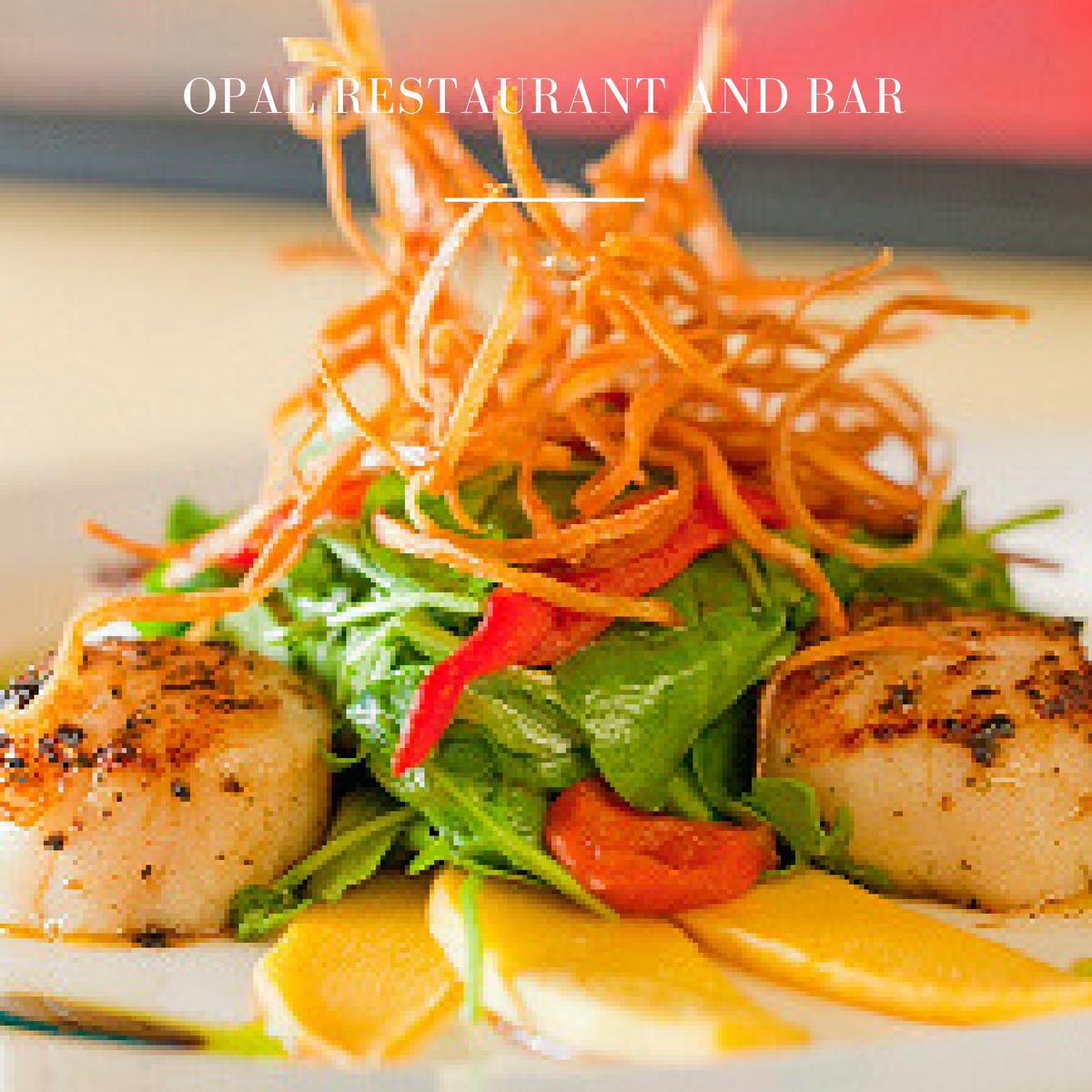 www.santabarbarawedding | opal restaurant and bar | venue | location | rehearsal dinner
