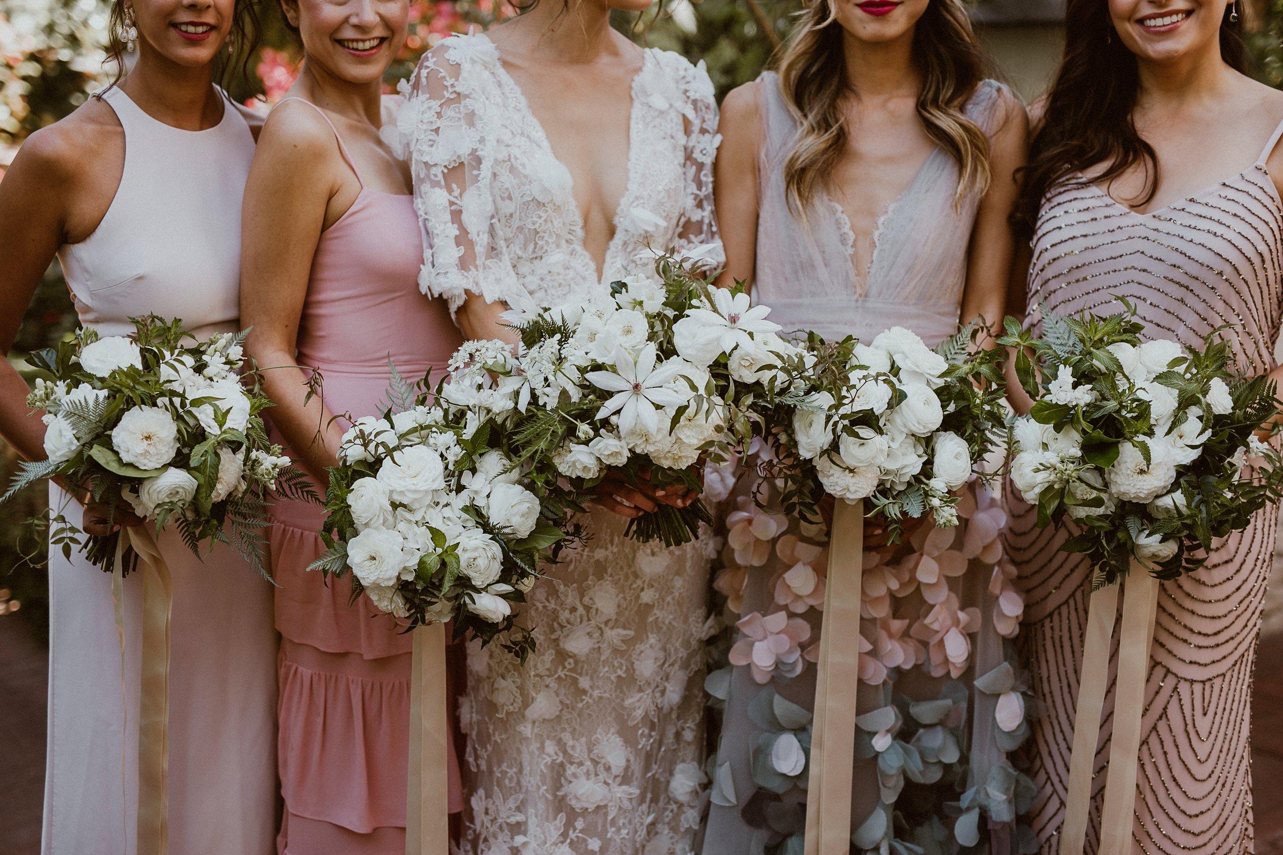 www.santabarbarawedding.com | Event of the Season | Gina and Ryan Photo | Four Seasons | Bridesmaids
