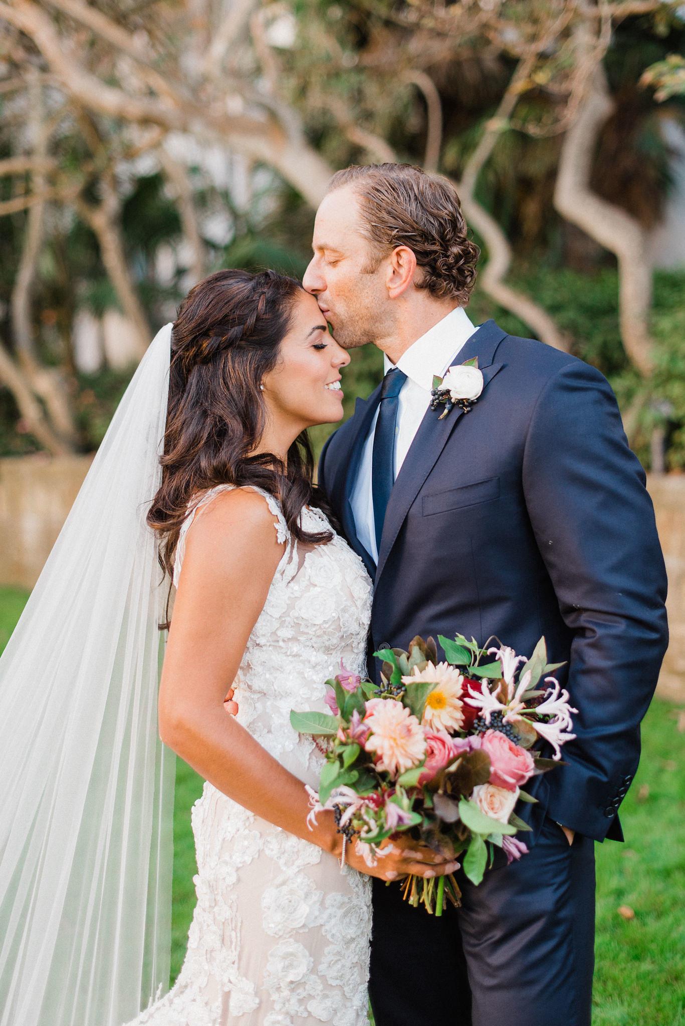 www.santabarbarawedding.com | Canary Hotel | Grace Kathryn | Bride and Groom