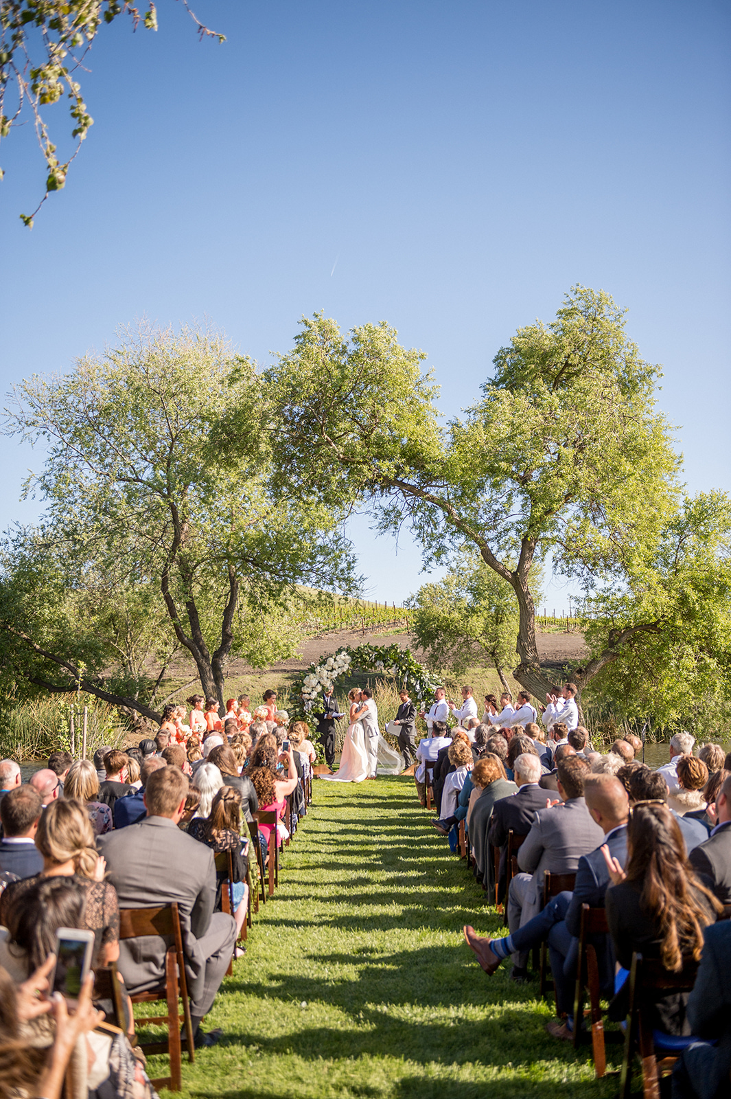 www.santabarbarawedding.com | Mike Larson | Islay Events | Greengate Ranch | Ceremony