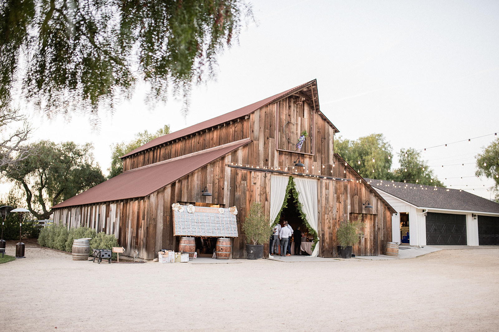 www.santabarbarawedding.com | Mike Larson | Islay Events | Greengate Ranch | Reception