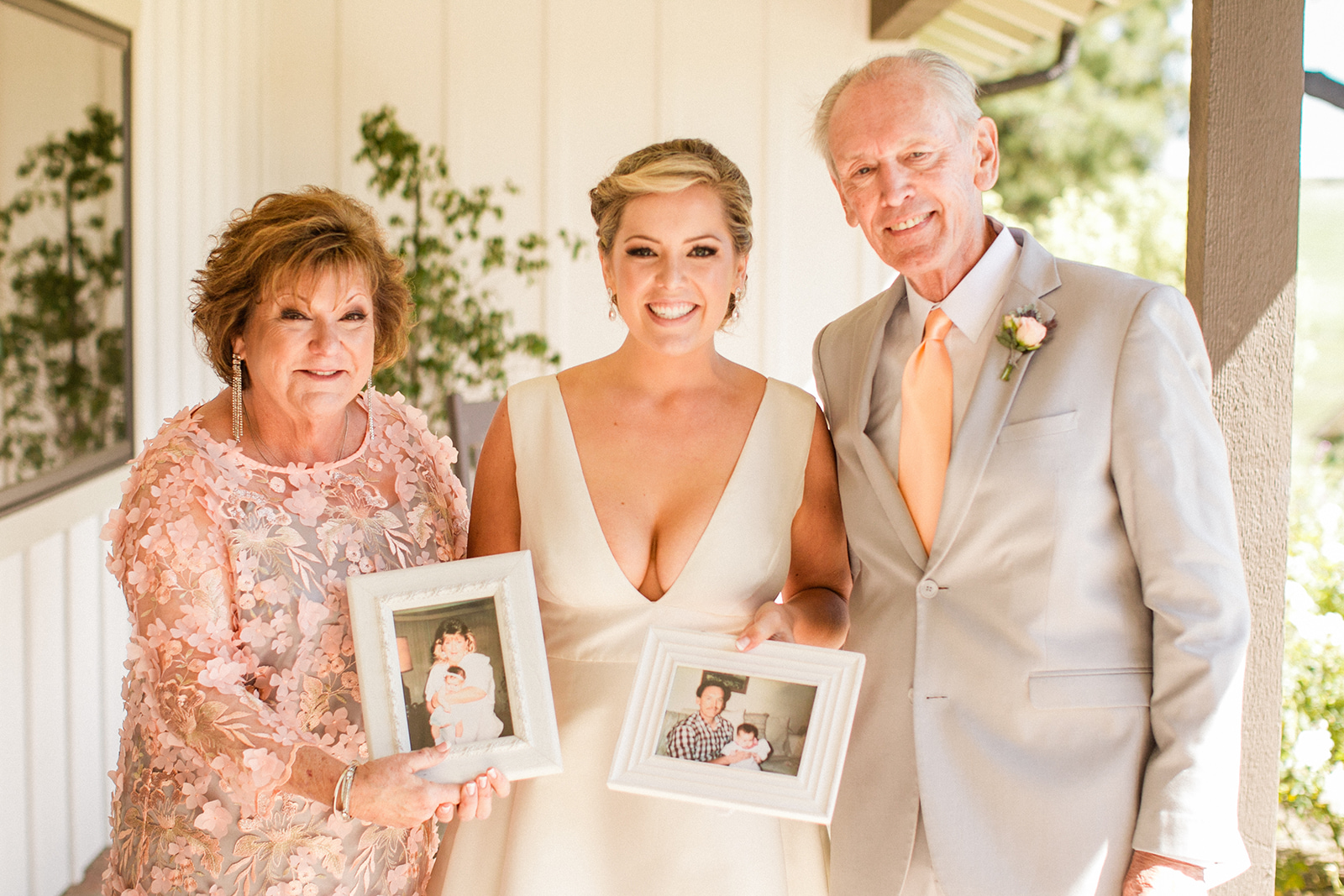 www.santabarbarawedding.com | Mike Larson | Islay Events | Greengate Ranch | Bride and Parents