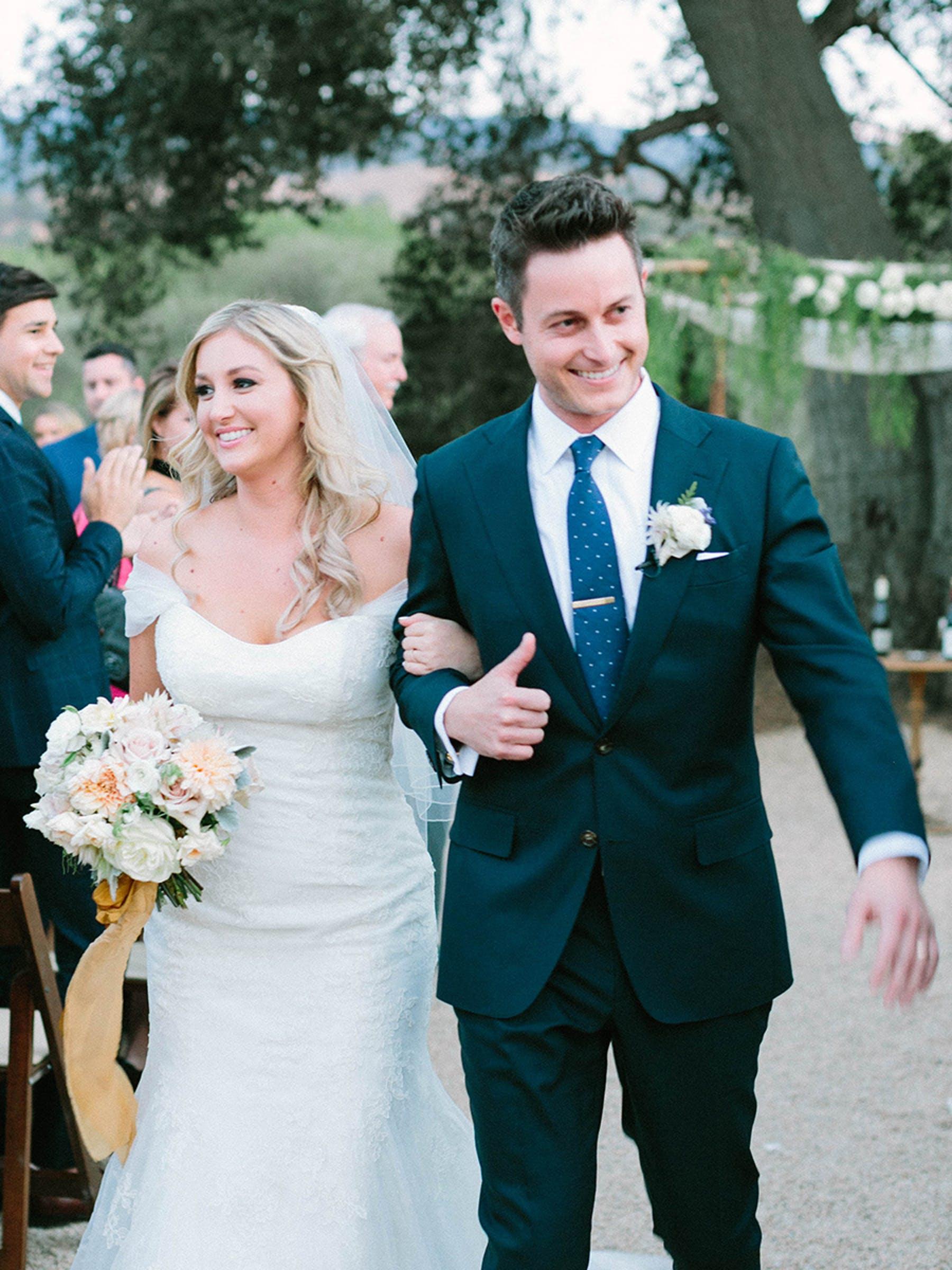 www.santabarbarawedding.com | Sunstone Winery | Luna de Mare | Esoteric Events | Bride and Groom | Ceremony