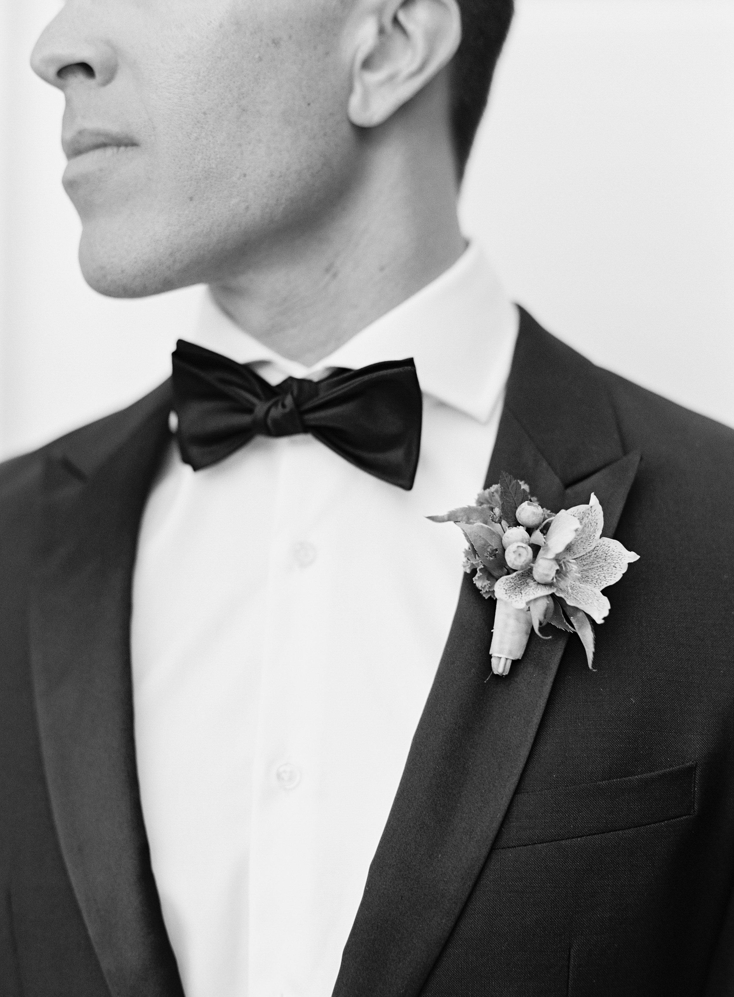 www.santabarbarawedding.com | Belmond El Encanto | Event of the Season | Taryn Grey Photo | Groom details