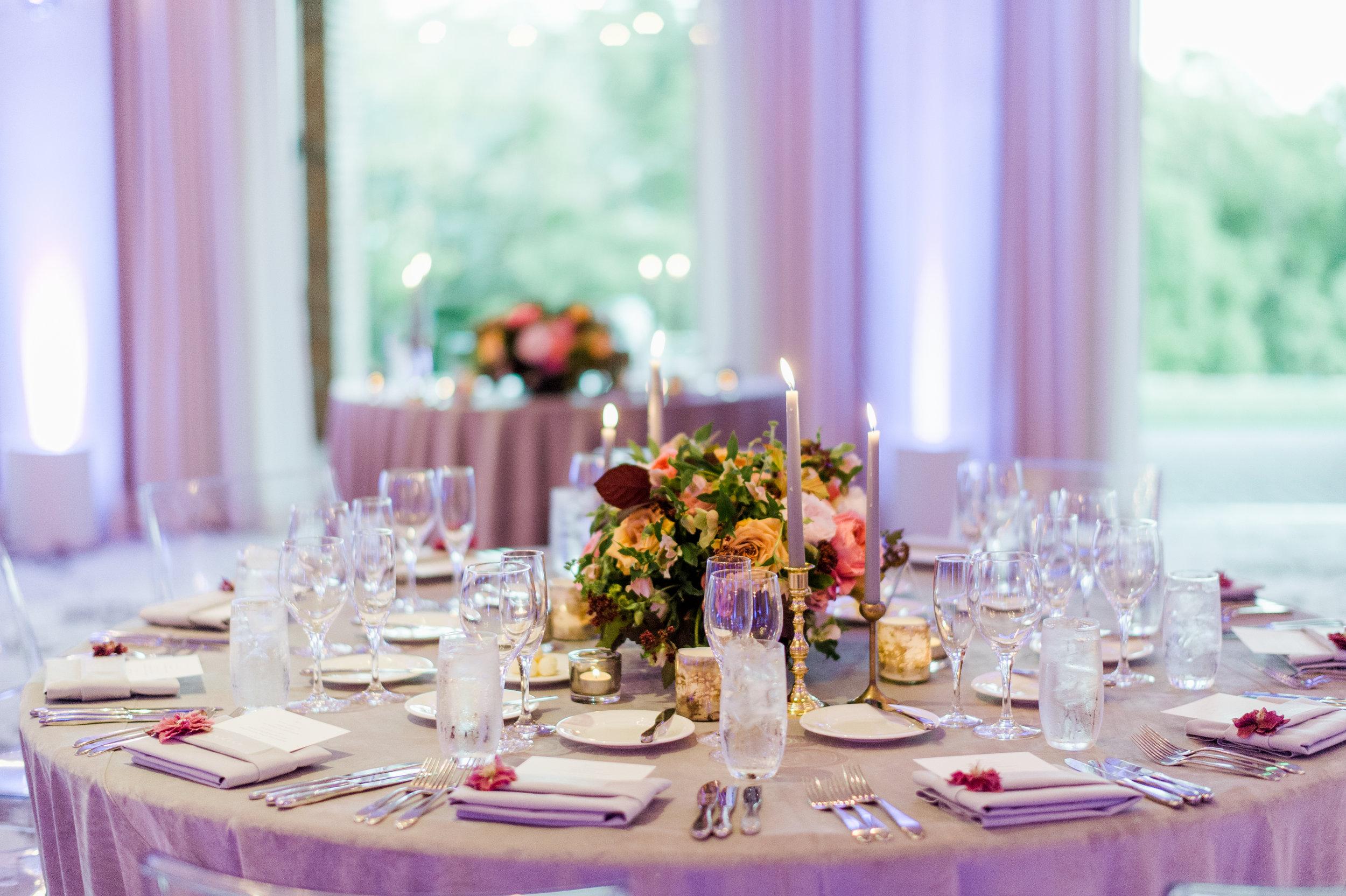 www.santabarbarawedding.com | Belmond El Encanto | Event of the Season | Taryn Grey Photo | Reception Table