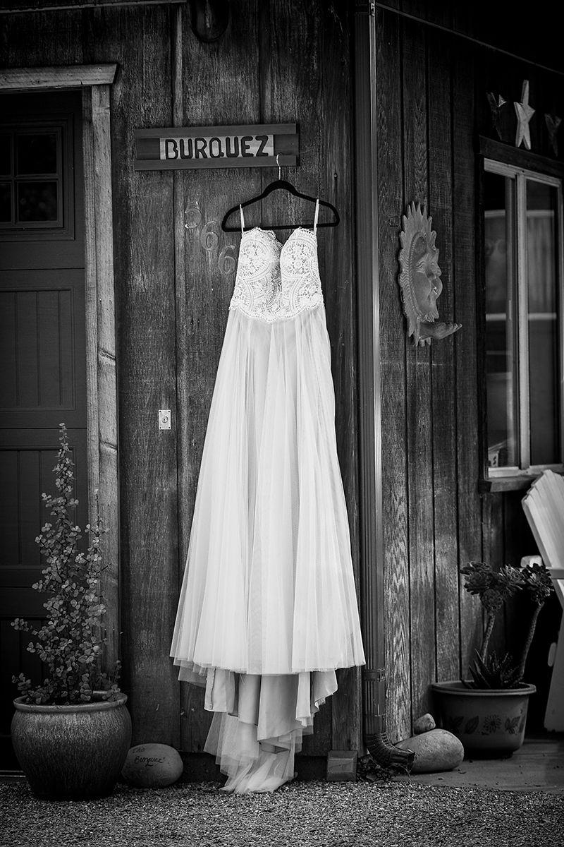 www.santabarbarawedding.com   Phillip Van Nostrand   Casitas Valley Farm   Wedding Dress