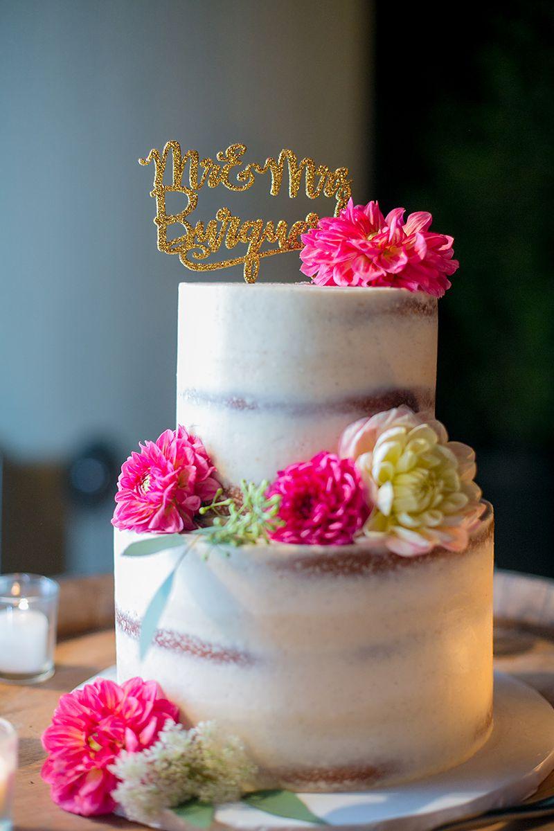 www.santabarbarawedding.com   Phillip Van Nostrand   Casitas Valley Farm   Wedding Cake
