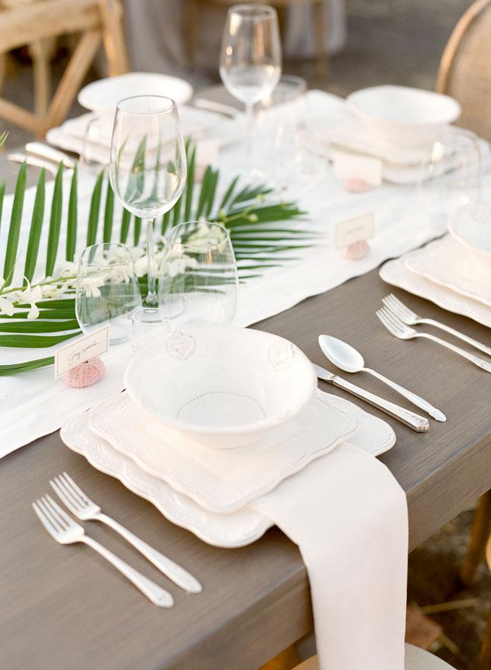 www.santabarbarawedding.com | Soigne Productions | Figueroa Mountain Farmhouse | Lacie Hansen | Place Setting