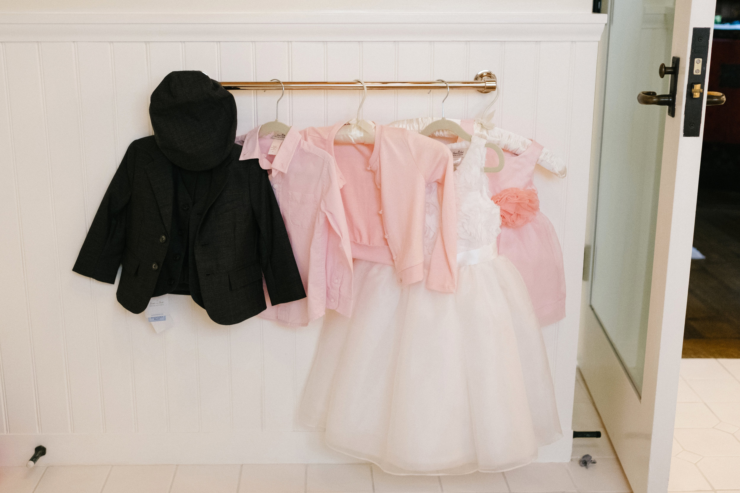 www.santabarbarawedding.com   San Ysidro Ranch   Imagine Events   Millay and Young Photo   Flower Girls and Ring Bearers Outfits