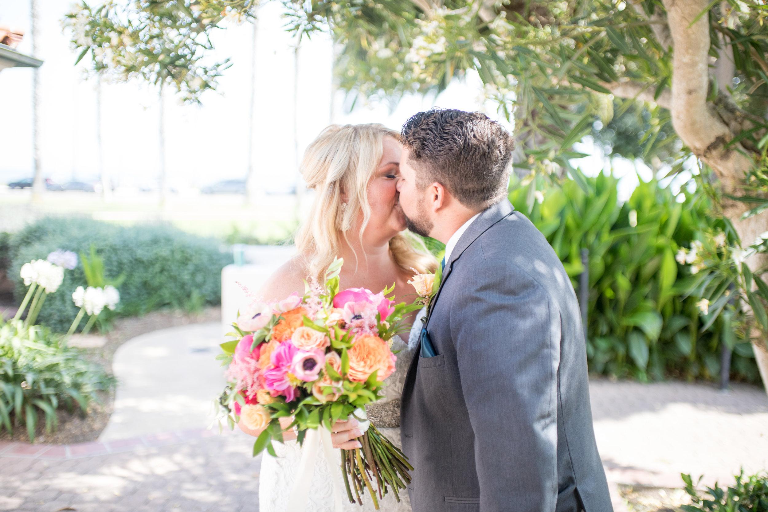 www.santabarbarawedding.com | Elings Park | Waller Weddings | Bride and Groom
