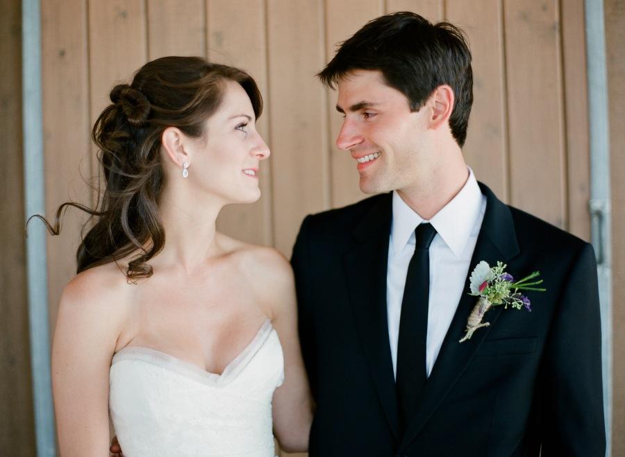 www.santabarbarawedding.com | Soigne Productions | Michael and Anna Costa | Zaca Creek Ranch | Bride and Groom