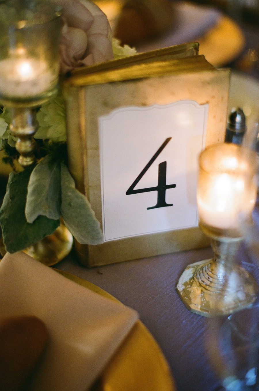 www.santabarbarawedding.com | Soigne Productions | Michael and Anna Costa | Zaca Creek Ranch | Table Number