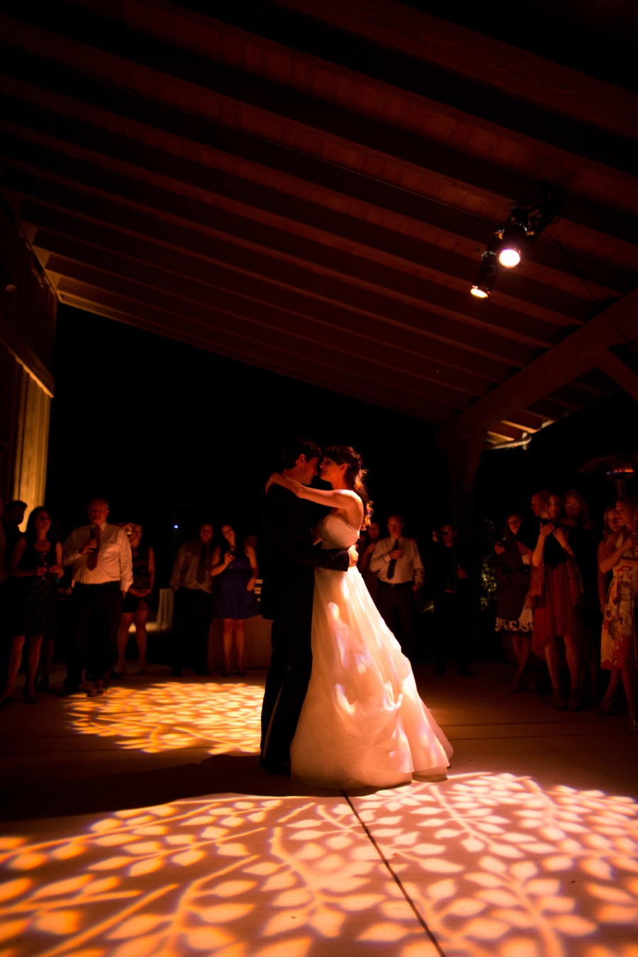 www.santabarbarawedding.com | Soigne Productions | Michael and Anna Costa | Zaca Creek Ranch | First Dance