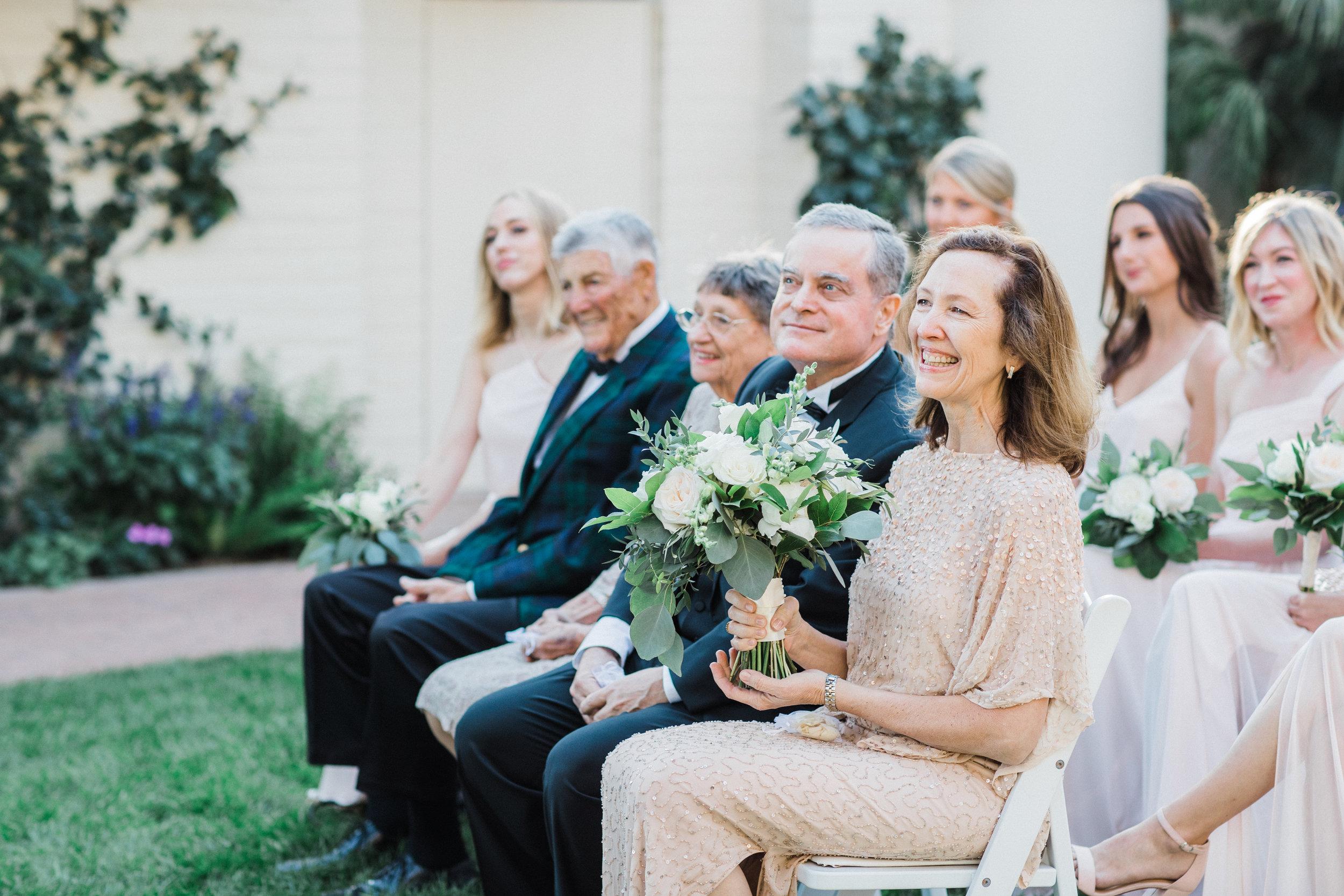 www.santabarbarawedding.com | KB Events | Michael and Anna Costa | Four Seasons The Biltmore | Ceremony
