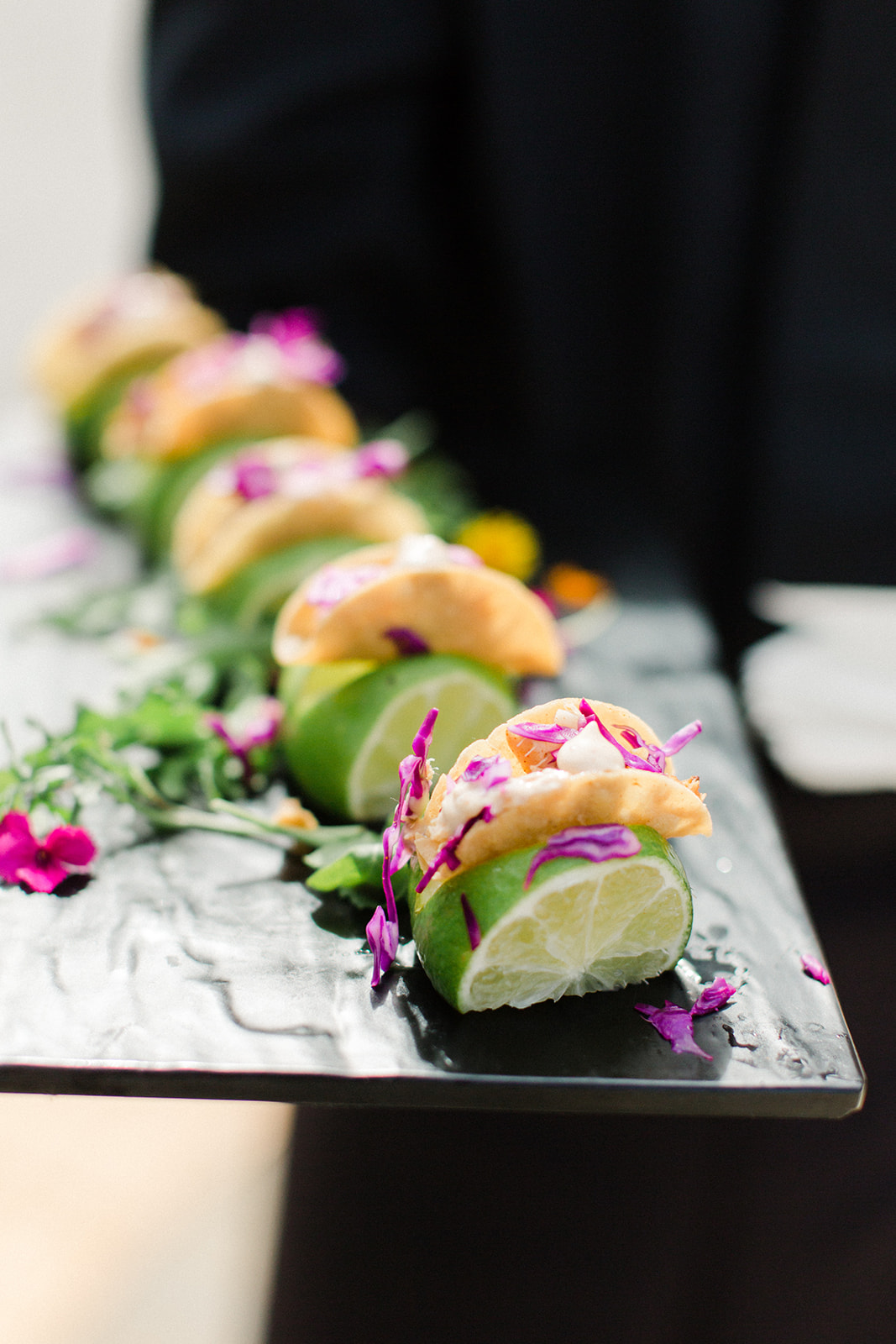 Santa Barbara Wedding Style | Hanging Centerpieces | 2019 Catering Trends | Feast and Fest Catering