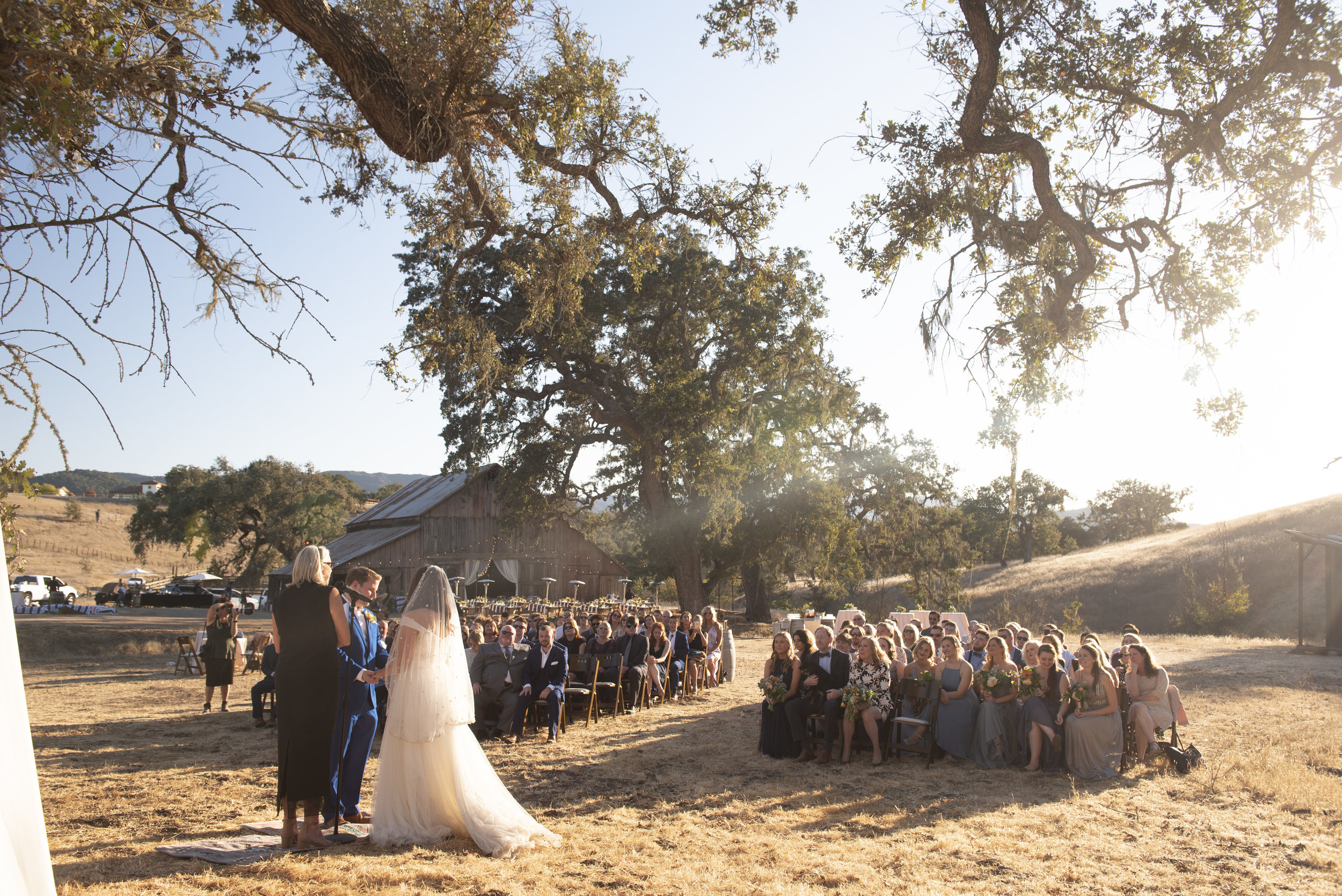 www.santabarbarawedding.com | ByCherry Photography | Gainey Vineyard | Revele Unlimited | Ceremony