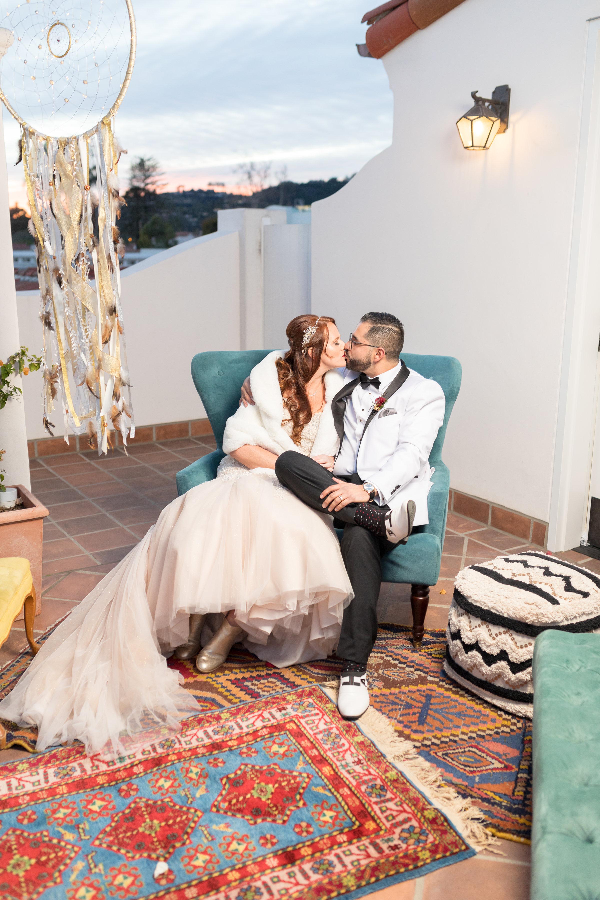 www.santabarbarawedding.com | Hotel Californian | Kiel Rucker | Bride and Groom