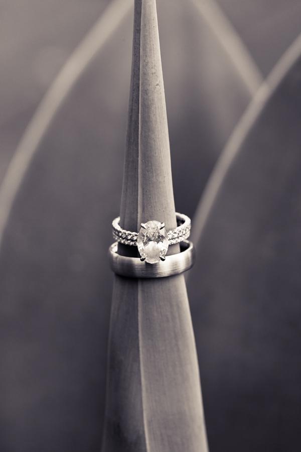 www.santabarbarawedding.com | Belmond El Encanto | Allyson Magda | Wedding Rings