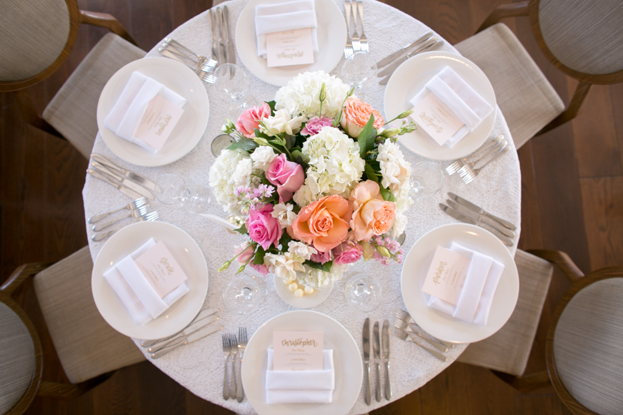 www.santabarbarawedding.com | Belmond El Encanto | Allyson Magda | Reception Table