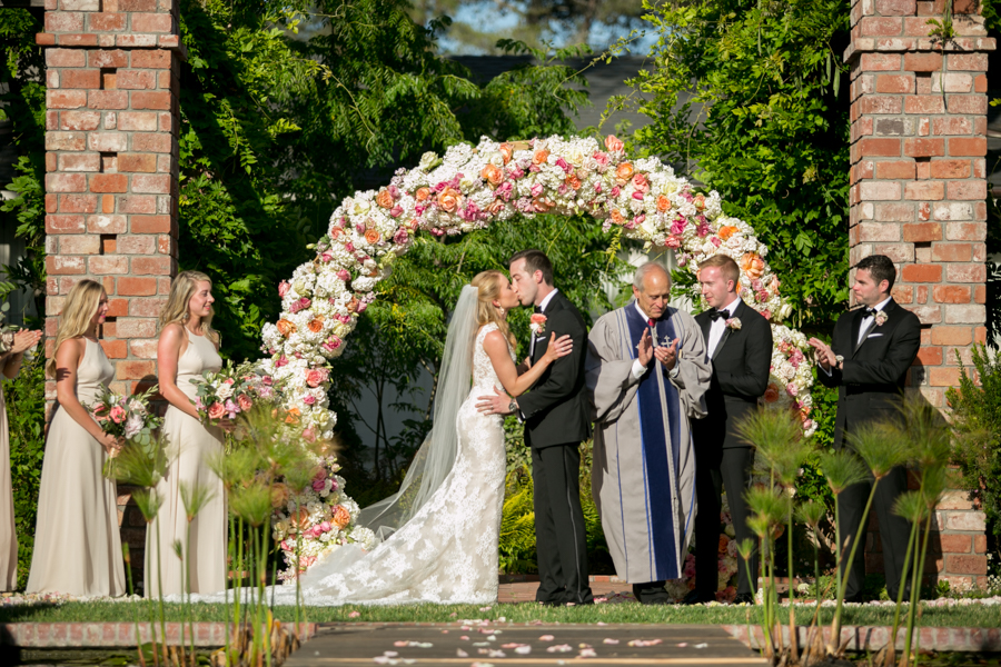www.santabarbarawedding.com | Belmond El Encanto | Allyson Magda | Ceremony