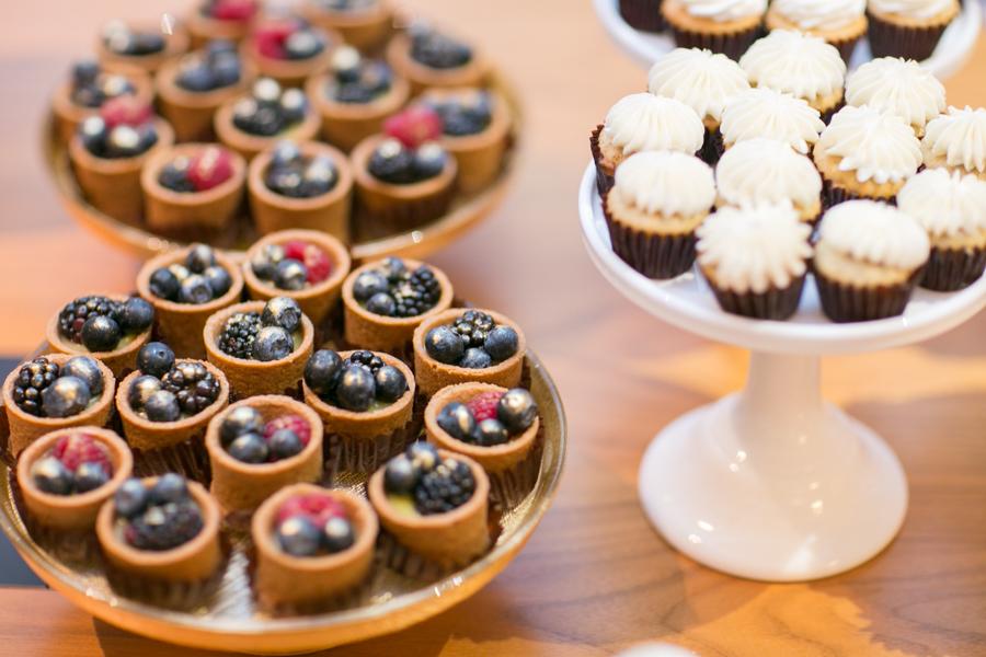www.santabarbarawedding.com | Belmond El Encanto | Allyson Magda | Dessert