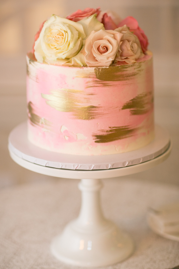 www.santabarbarawedding.com | Belmond El Encanto | Allyson Magda | Wedding Cake