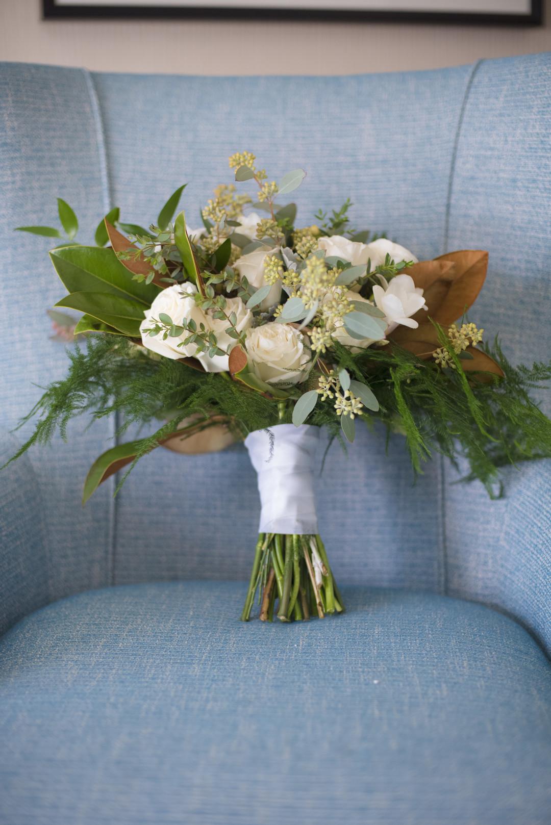 www.santabarbarawedding.com | ByCherry Photo | Hilton Beachfront Resort | Dulce Dia Events | Bouquet