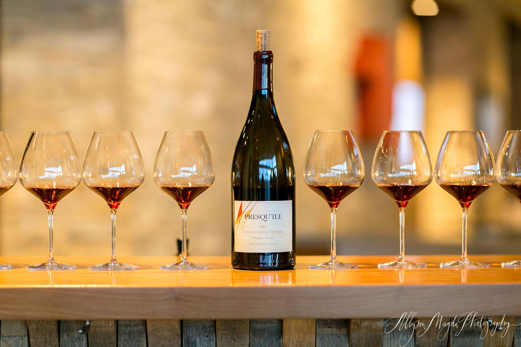 www.SantaBarbaraWedding.com | Presq'uile Winery | Wedding Planners | Allyson Magda Photography