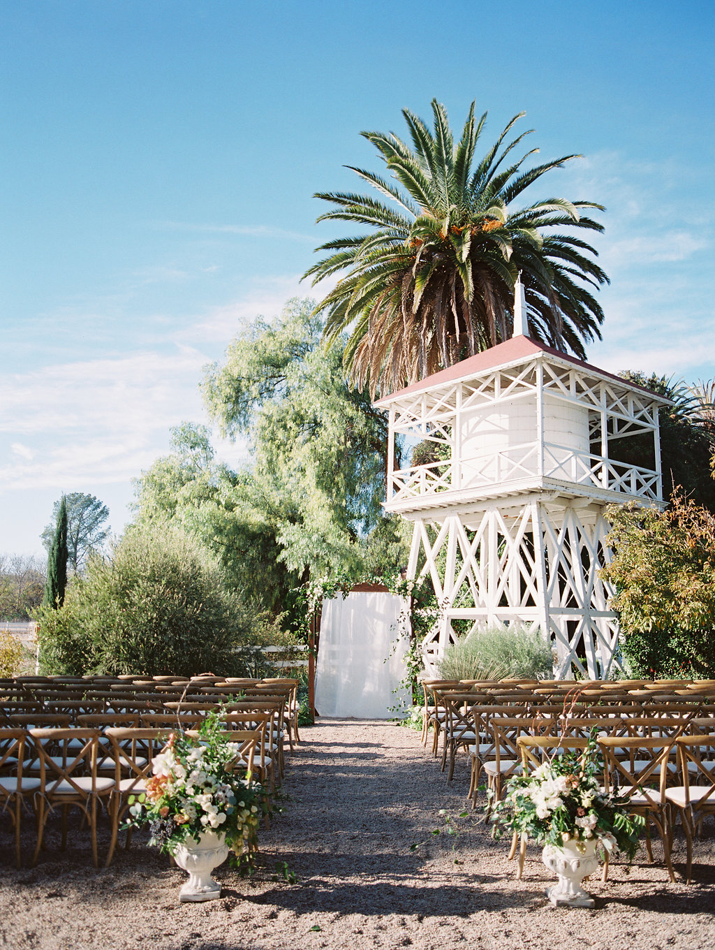 www.santabarbarawedding.com | Soleil Events | Mattei's Tavern | Ceremony