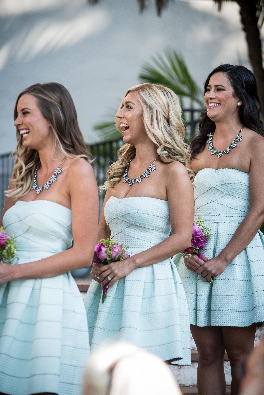 www.santabarbarawedding.com   mint bridesmaid dresses   bridesmaid dresses   wedding planner   bride   pantone color