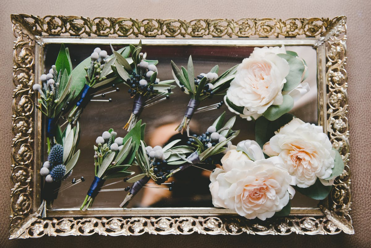 www.santabarbarawedding.com | Bacara Resort & Spa | Alegria By Design | onelove photography | Boutonnieres