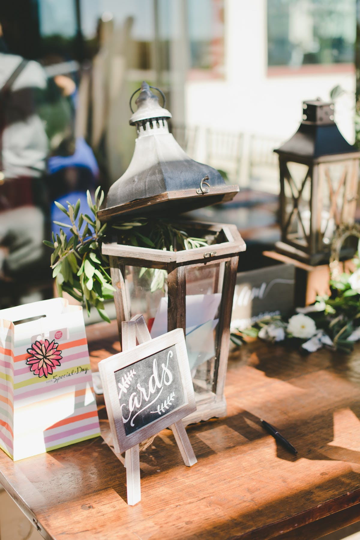 www.santabarbarawedding.com | Bacara Resort & Spa | Alegria By Design | onelove photography | Card Table