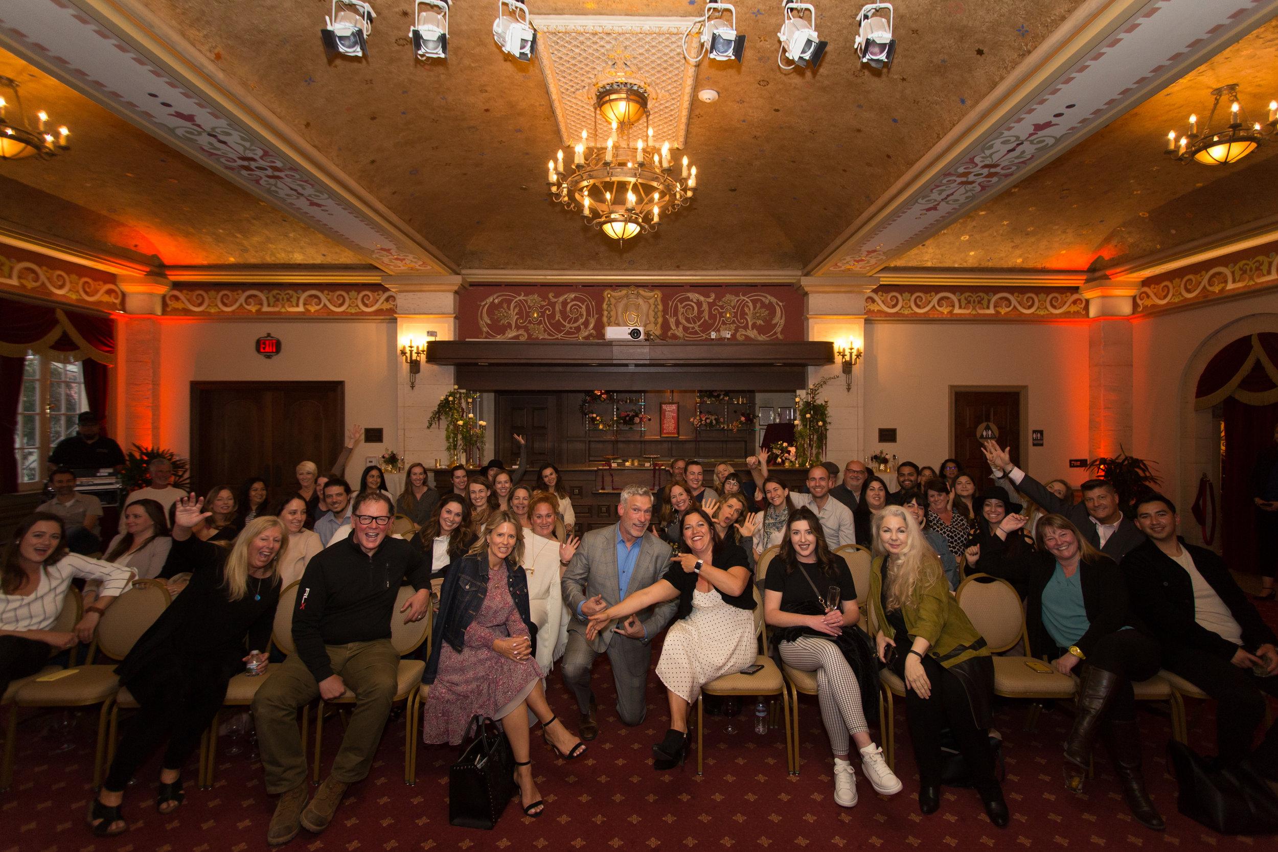 Santa Barbara Wedding Style   The Granada Theatre   Zohe Felici   Felici Events   SPARK Creative Events   Kelsey Crews Photo