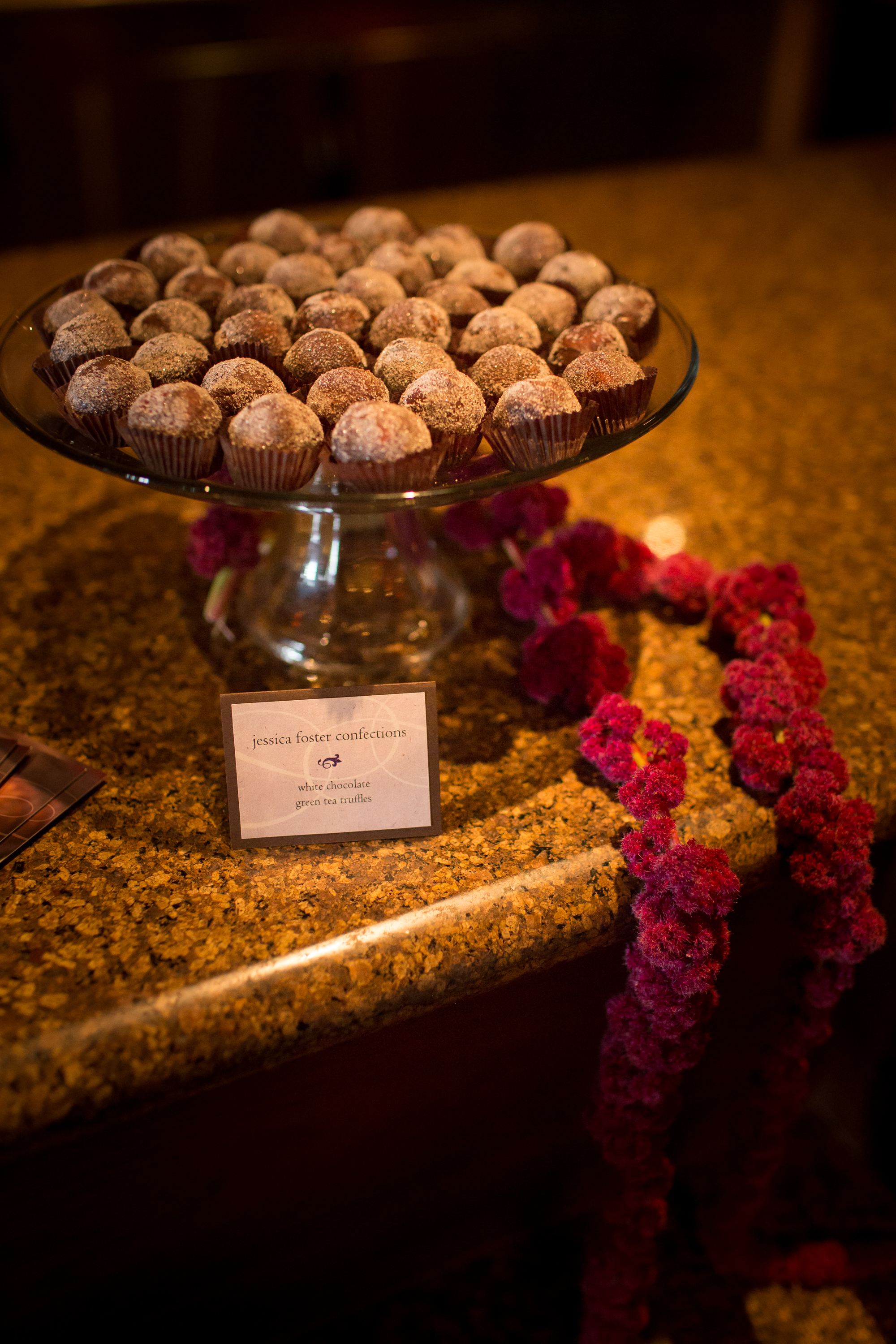 Santa Barbara Wedding Style | The Granada Theatre | Jessica Foster Confections | Kelsey Crews Photo