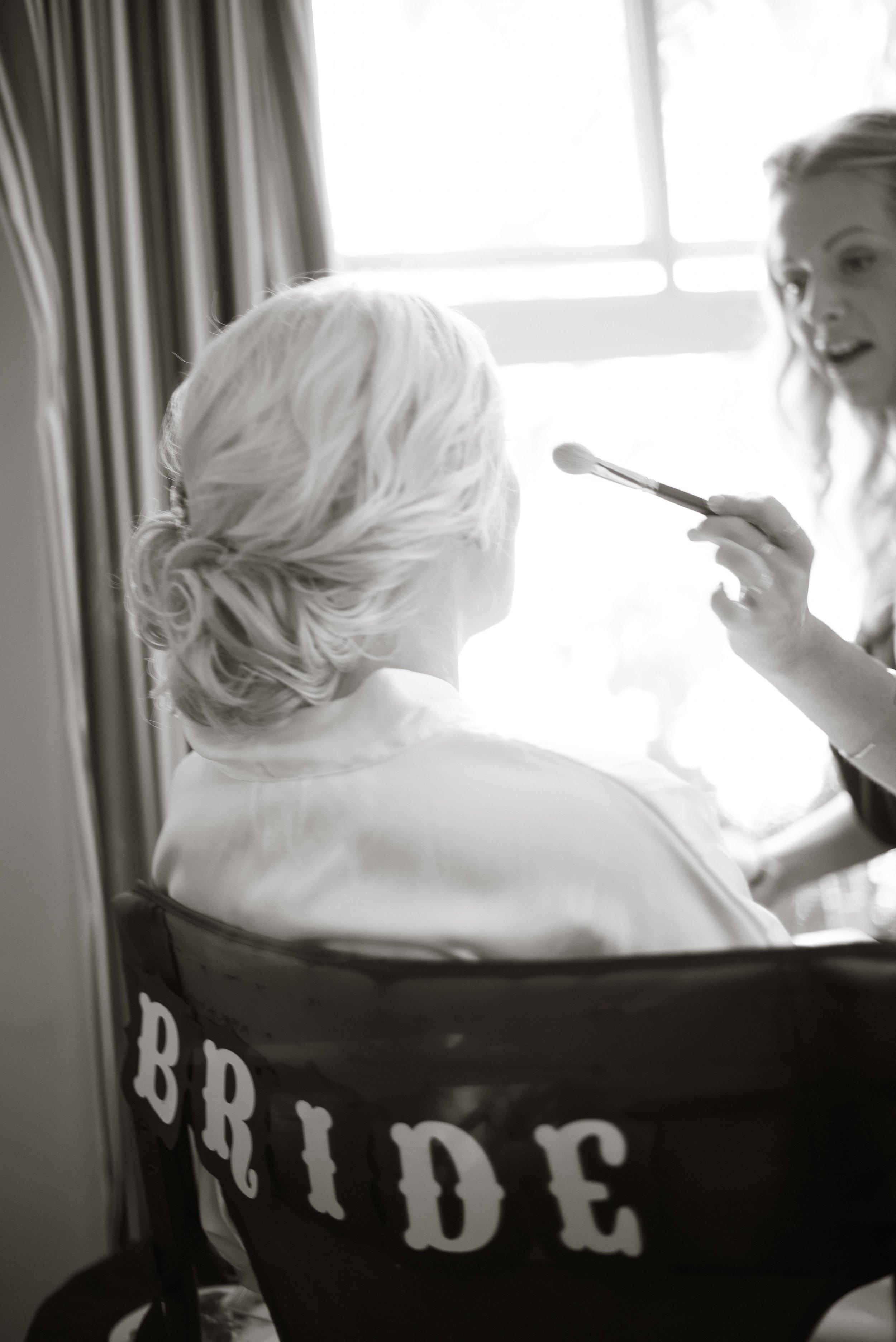 www.santabarbarawedding.com | Nate & Jenny Weddings | Four Seasons Resort The Biltmore | Ann Johnson Events | Bridal Makeup