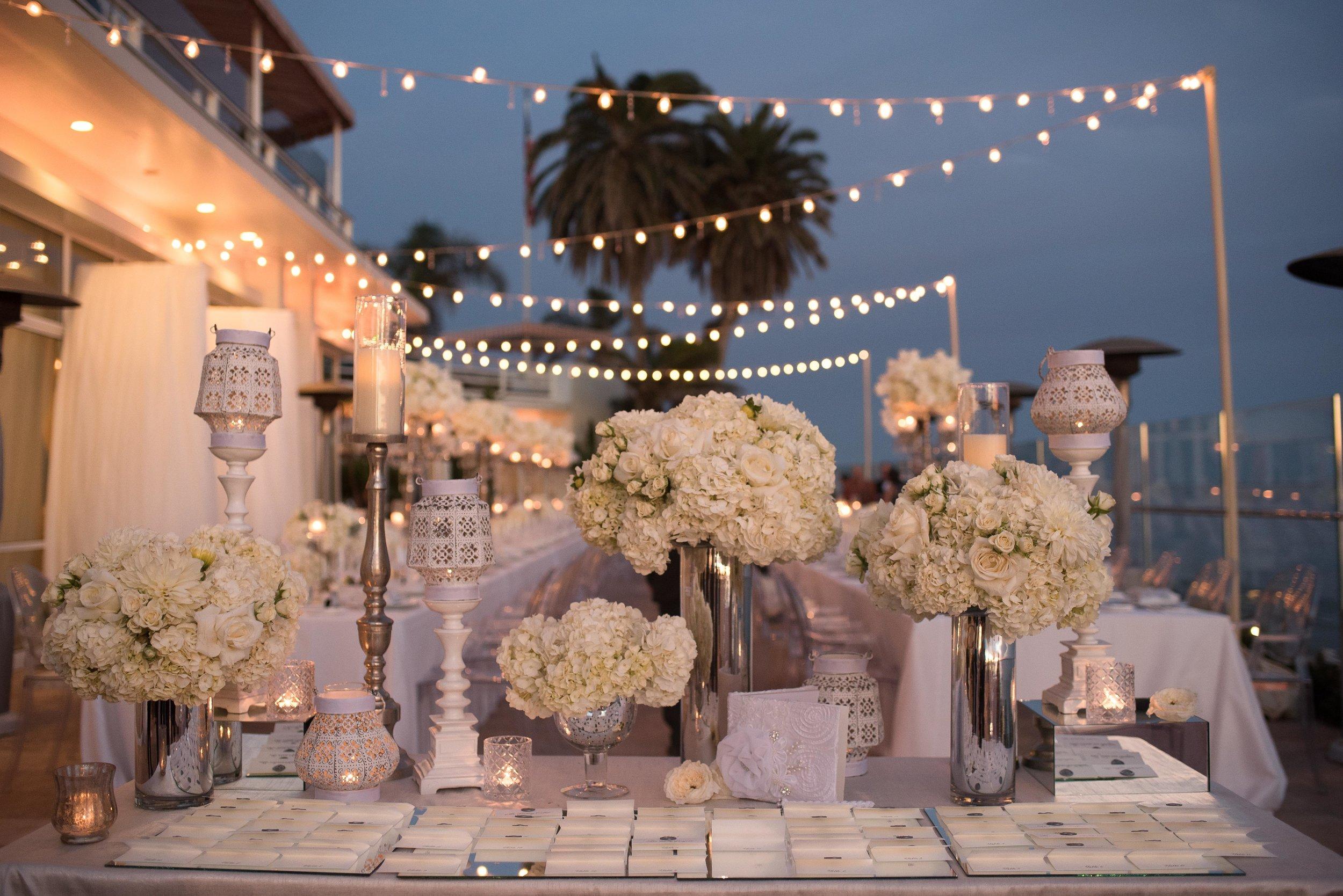 www.santabarbarawedding.com | Nate & Jenny Weddings | Four Seasons Resort The Biltmore | Ann Johnson Events | Florals by NICO | La Tavola | Bella Vista Designs | Wedding Reception Decor