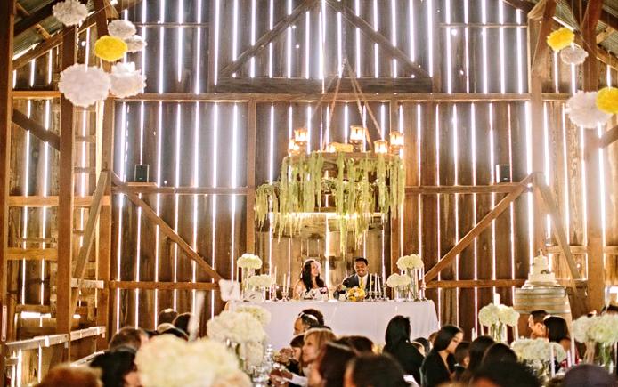 www.santabarbarawedding.com | Spreafico Farms | Danielle Poff Photography