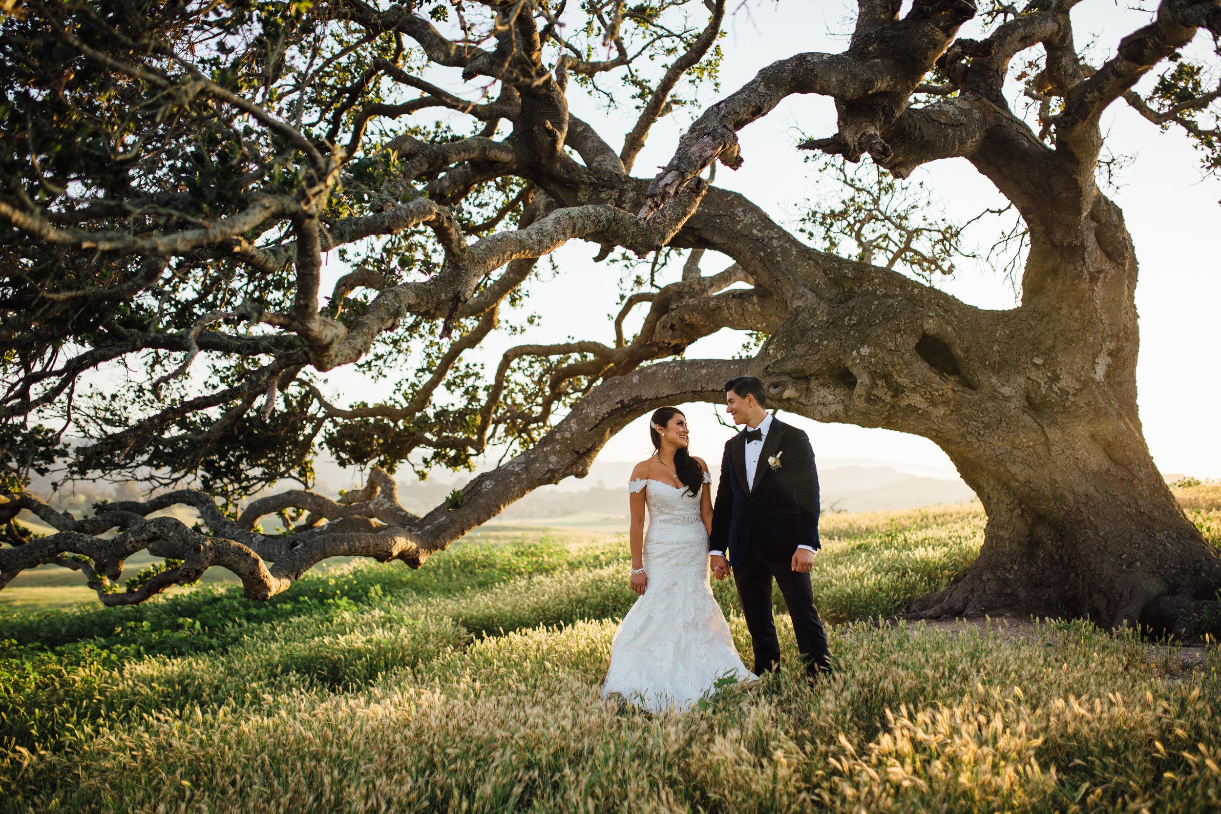 www.santabarbarawedding.com | Spreafico Farms | Hannah Kate Photography
