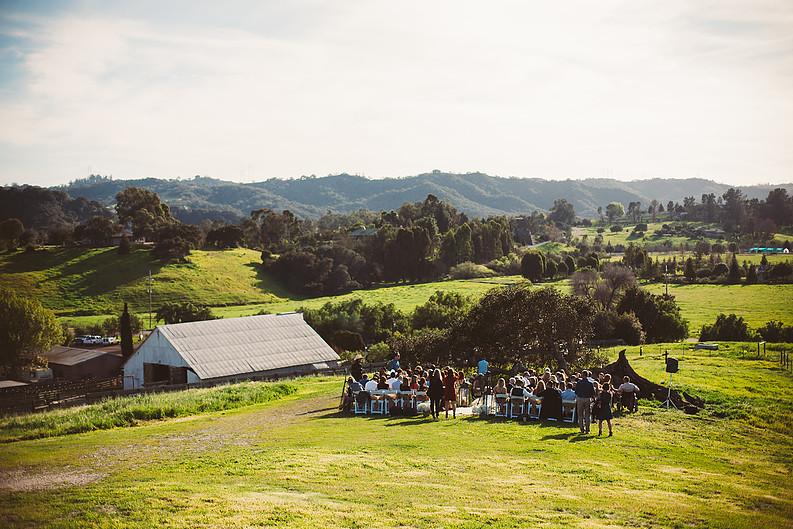 www.santabarbarawedding.com | Spreafico Farms | Heyday Photography