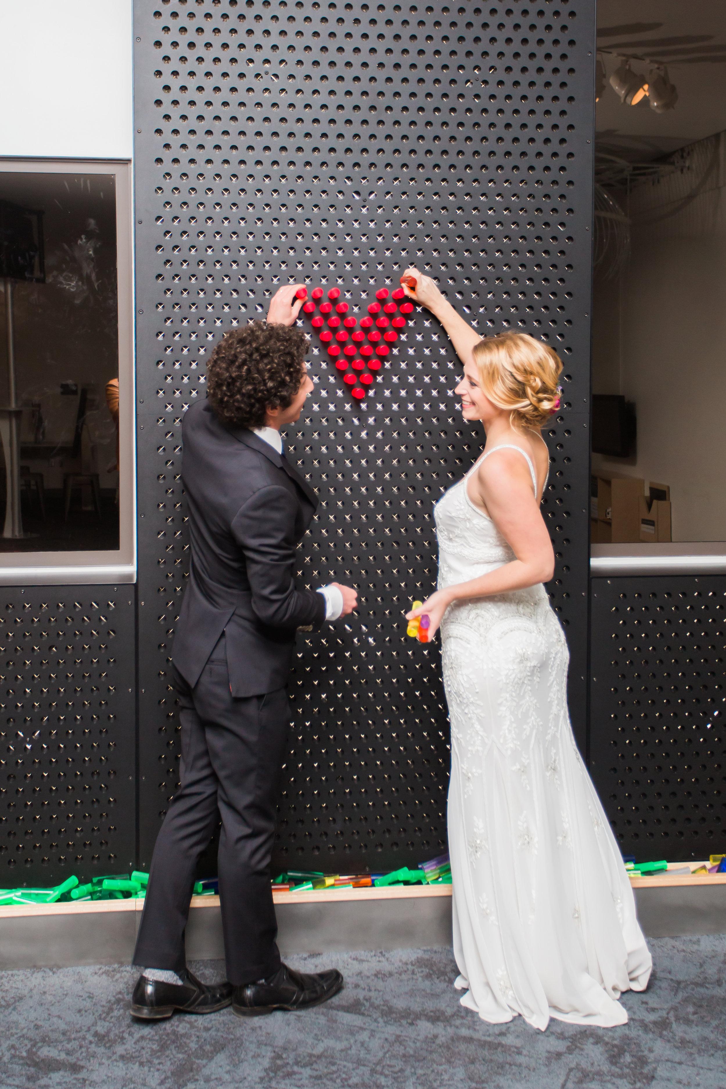 www.santabarbarawedding.com | Ann Johnson Events | MOXI | James & Jess | Bride and Groom
