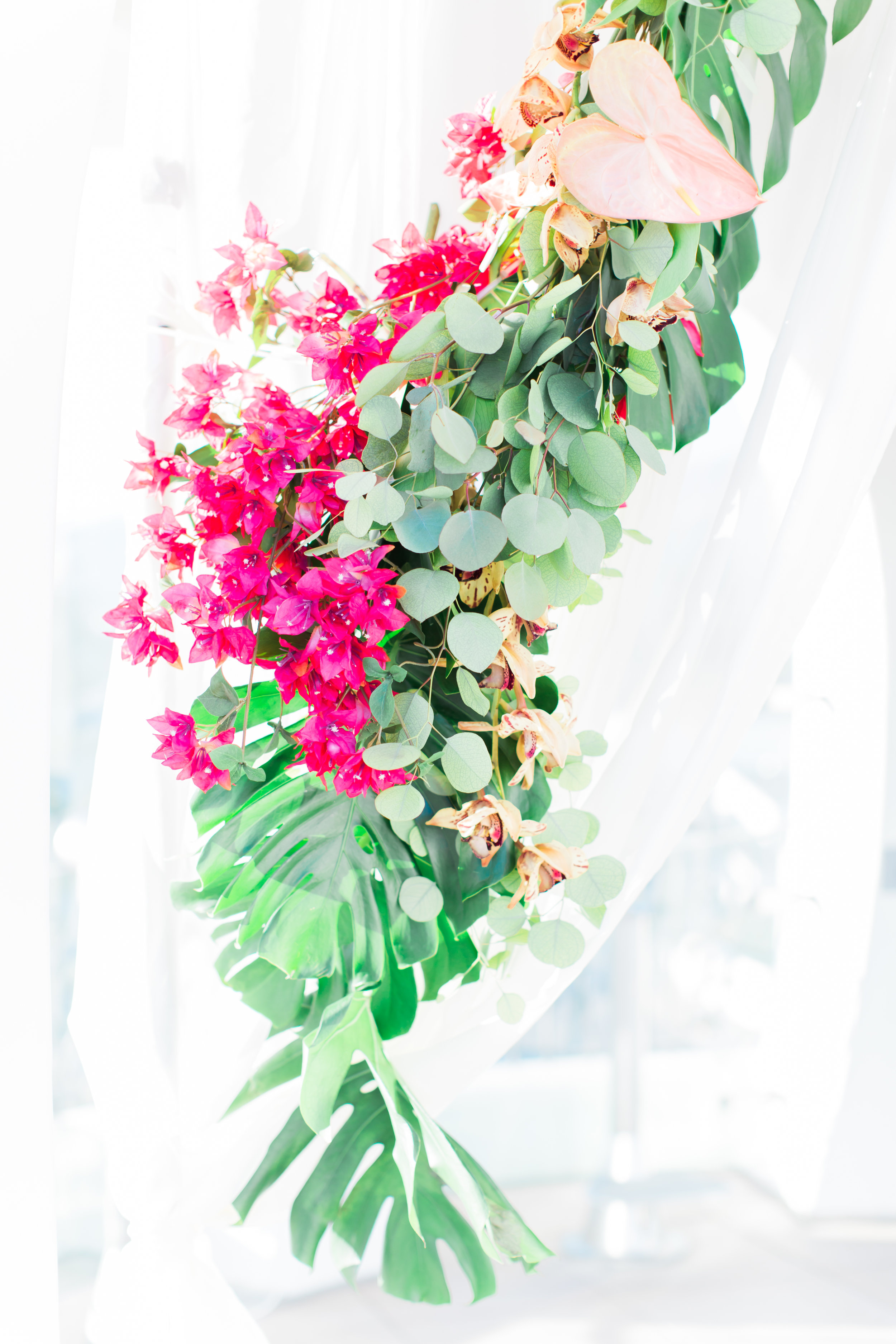 www.santabarbarawedding.com | Ann Johnson Events | MOXI | James & Jess | Styled Shoot | Ceremony Arch