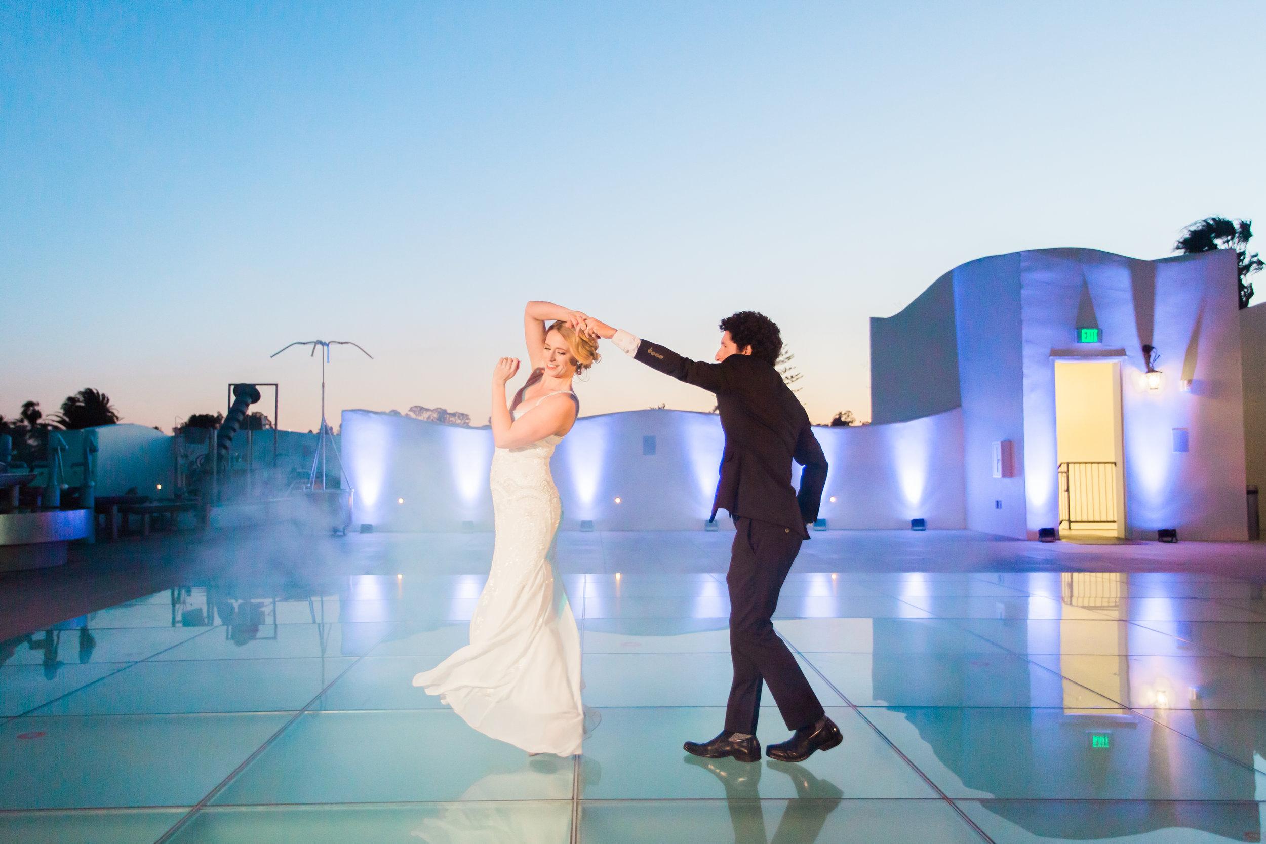 www.santabarbarawedding.com | Ann Johnson Events | MOXI | James & Jess | Styled Shoot | First Dance