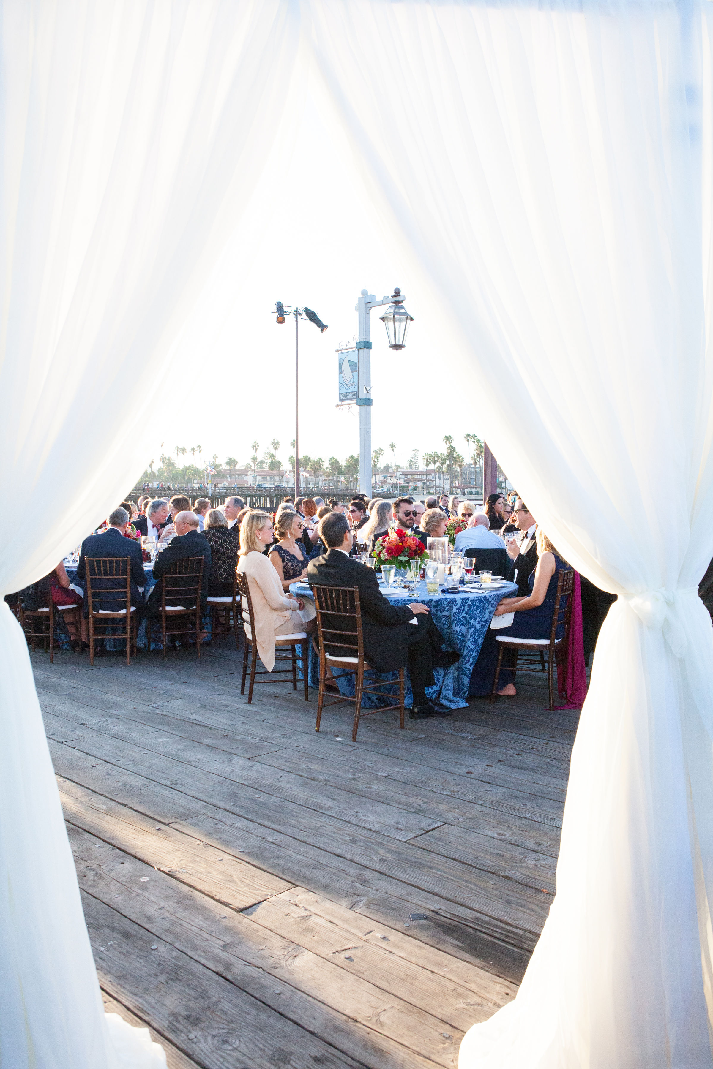 www.santabarbarawedding.com | Santa Barbara Sea Center