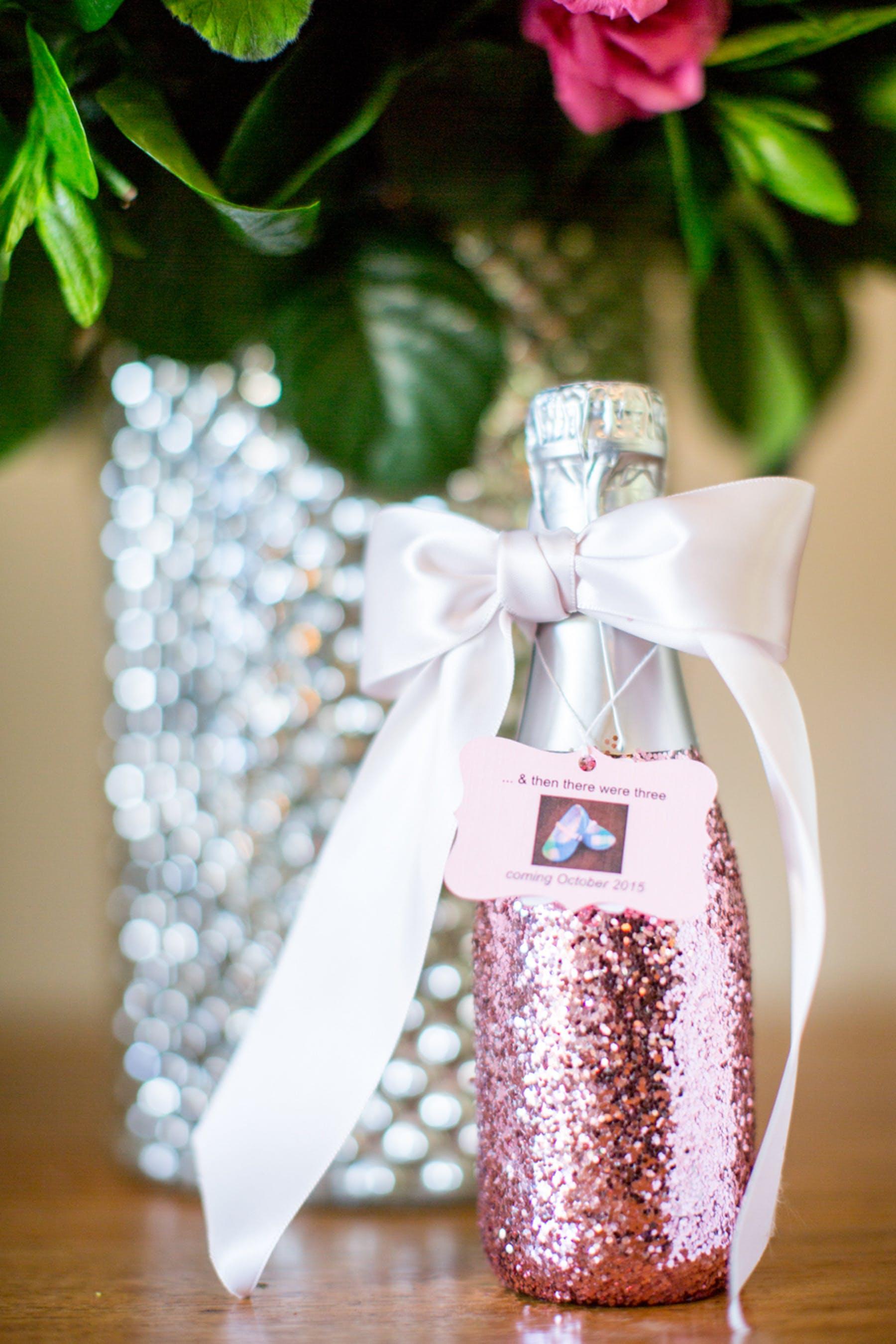 www.santabarbarawedding.com | Michael + Anna Costa Photography | San Ysidro Ranch | Twine Events | Bottle of Champagne