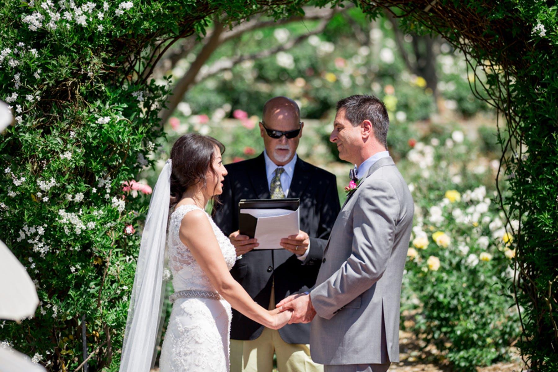 www.santabarbarawedding.com | Michael + Anna Costa Photography | San Ysidro Ranch | Twine Events | The Ceremony