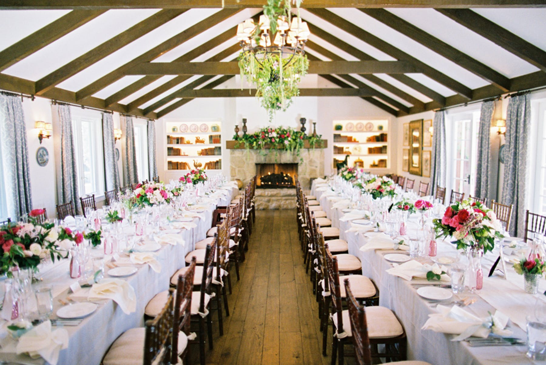 www.santabarbarawedding.com | Michael + Anna Costa Photography | San Ysidro Ranch | Twine Events | La Tavola Fine Linen Rentals | Reception Venue