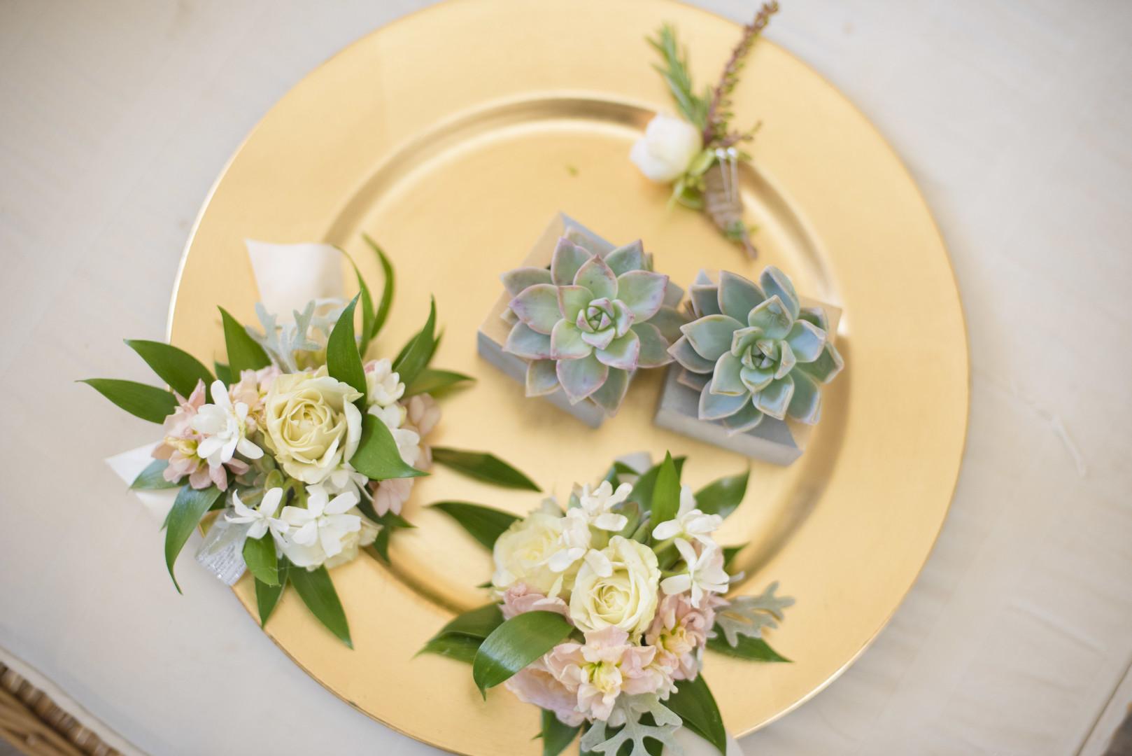 www.santabarbarawedding.com | Venue: Dos Pueblos Ranch | Photographer: ByCherry Photography | Event Designer: Elan Event Rentals | Place Setting